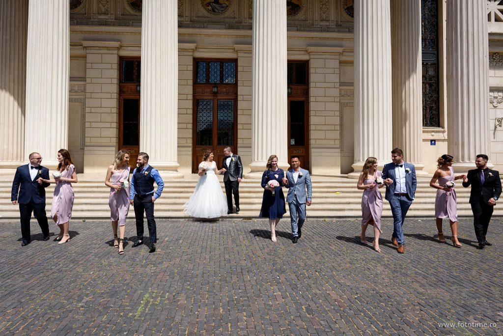 5 locații superbe pentru o ședință foto de nuntă în București