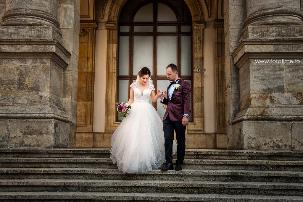 5 locații superbe pentru o ședință foto de nuntă în Centru Vechi București