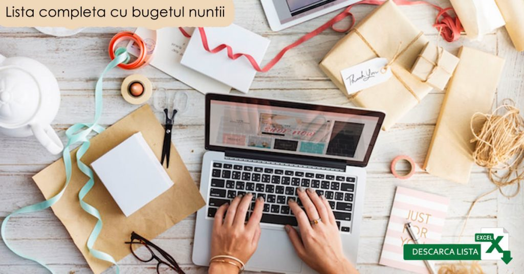 Lista completa cu bugetul nuntii - FotoTime.ro